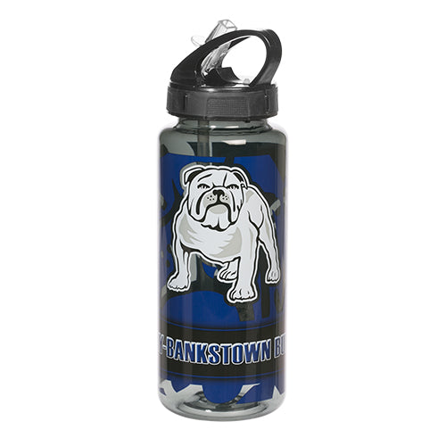 Canterbury Bulldogs Tritan Drink Bottle