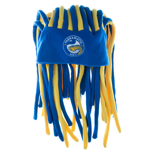 Parramatta Eels Dreadlock Fun Hat