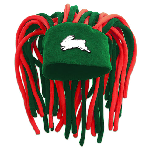 South Sydney Rabbitohs Dreadlock Fun Hat