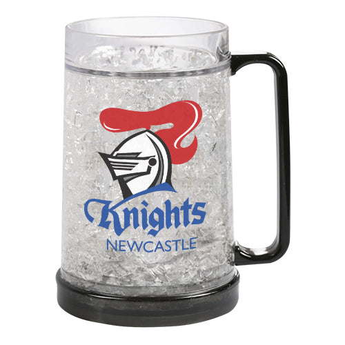 Newcastle Knights Gel Ezy Freeze Mug