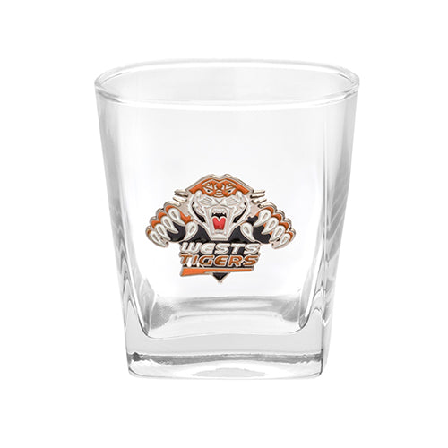 Wests Tigers Spirit Glasses