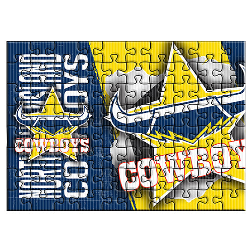 North Queensland Cowboys Logo Puzzle