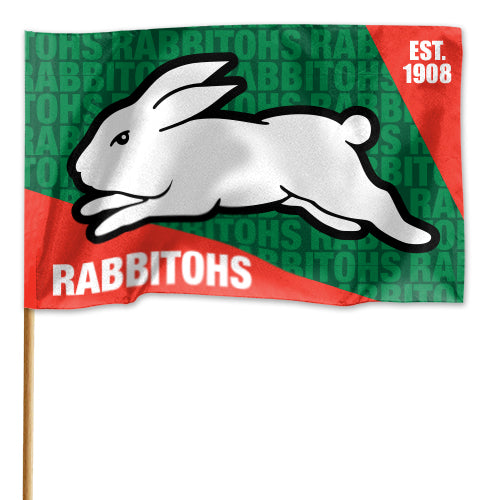South Sydney Rabbitohs Game Day Flag