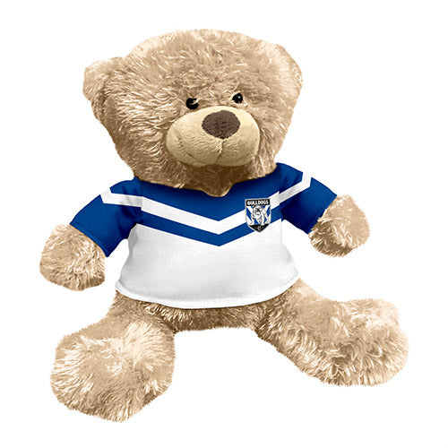 Canterbury Bulldogs Plush Teddy