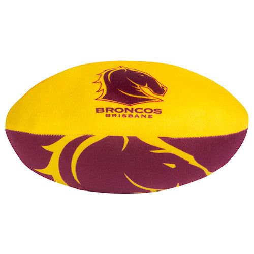 Brisbane Broncos Plush Ball