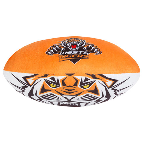 Wests Tigers Plush Ball