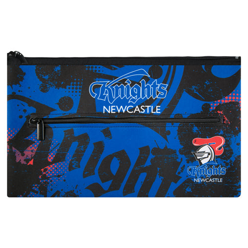 Newcastle Knights Pencil Case
