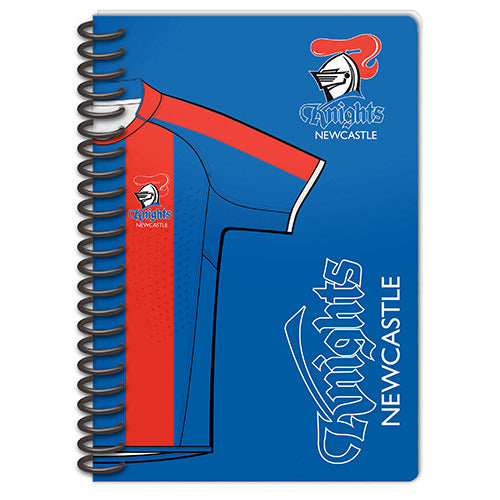 Newcastle Knights Set Of 2 Notebooks