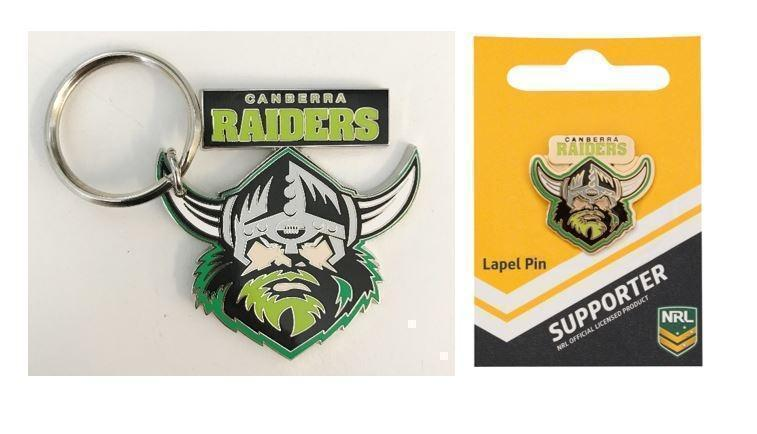 Canberra Raiders Pin Badge