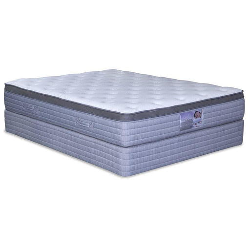 Elegant Lifestyle Seventh Heaven Mattress - Plush Feel
