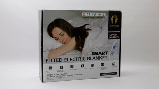 Smart Fitted Electric Blanket