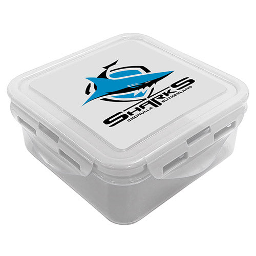 Cronulla Sharks Snack Container
