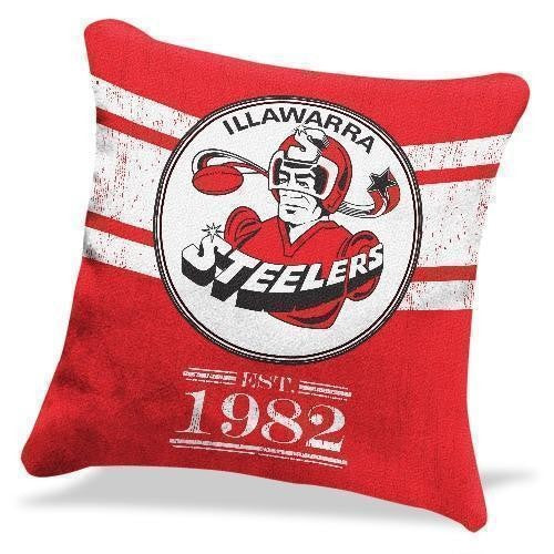 Illawarra Steelers Heritage Cushion