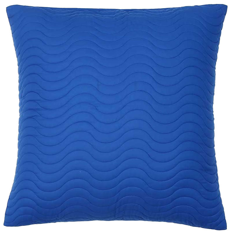 Blue European Pillow Case