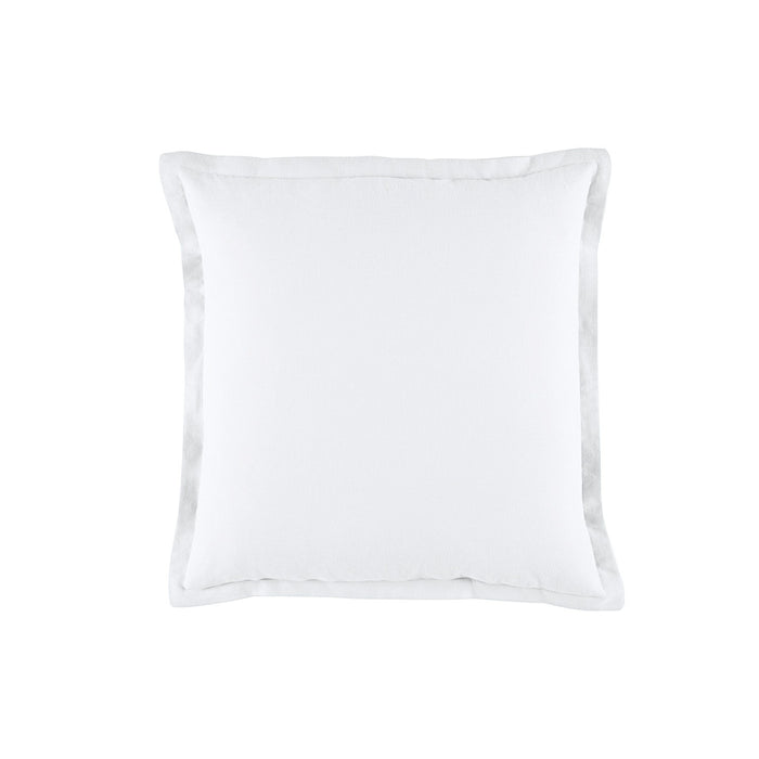 Wellington Square Cushion White