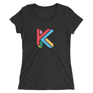 Impossible K Women's Tri-blend Tee