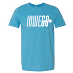 Load image into Gallery viewer, INWEGO T-Shirt (Blue)