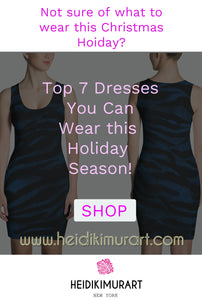 7 Bestselling Sleeveless Floral and Animal Print Dresses For Women this Christmas?