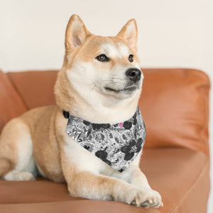 Check out these cute must have premium quality pet bandana collars for your cute little fluffy ones at your home or office. We offer various sizes for different size cats and dogs. Buy today while our limited supplies last today.