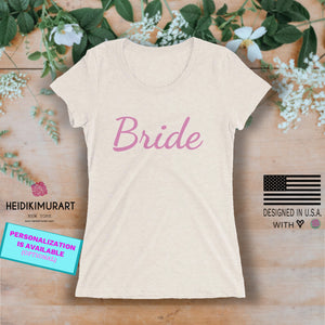 Check out our bride-themed collection for all the bride-to-be brides out there who are looking to prepare for your bachelorette proposals/ wedding parties/ girlie bridal showers.