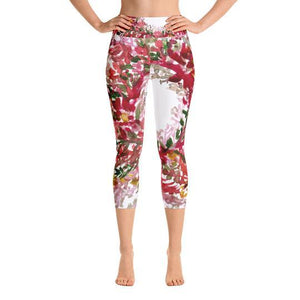 Check out our curated collections of women's bikini and one piece swimwear, fitness sports bras, yoga shorts, long yoga pants, and capri casual leggings, tees and tanks, unisex socks, dresses, skirts, and more.