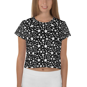 Check out these cute and sexy women's crop tees T-shirts for this summer. Get these cute crop tops to enrich your fashion closet.