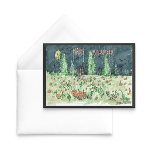 Claim your flat post cards today for your loved ones this holiday season. We will be adding more holiday greeting cards in this section. These cards are all made in the USA just for you. Blank White Envelopes Included.
