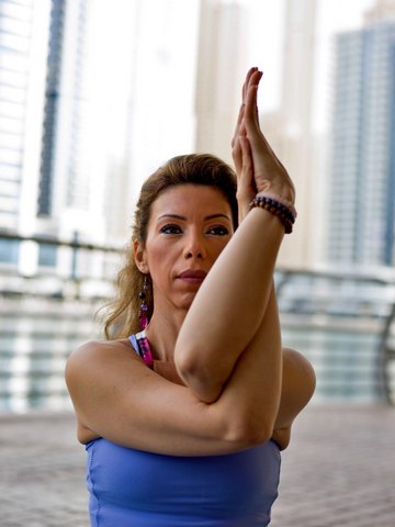 Yoga Teacher Meet & Greet Interview With Ms. Dina Cassir