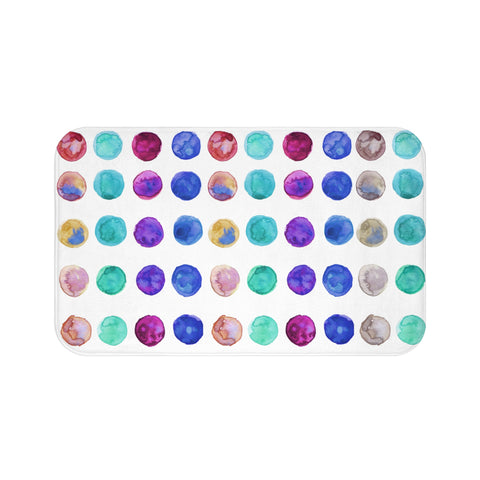 https://heidikimurart.com/products/bath-mat-polka-dot-designer-print
