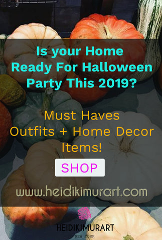 Halloween Season! Is your home or office ready for Halloween celebrations yet?