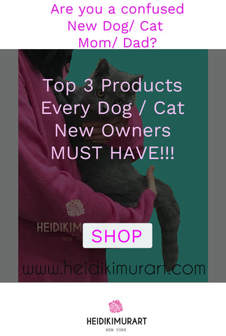3 top must have pet supplies/ gadgets/ items/ products for any new dog/ moms.