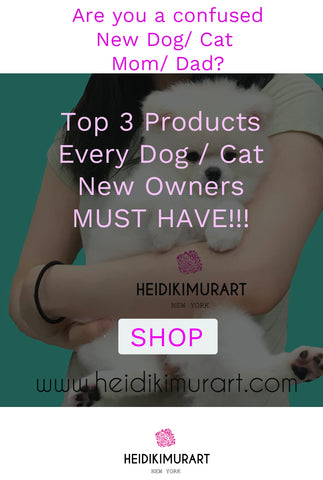 Top 3 Must Have Pet Accessories for Any New Dog/ Cat Moms and Dads