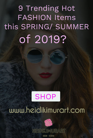top trending fashion items this summer spring 2019 fashion police must have gift for her