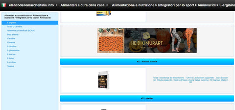italian consumer goods sites amazon checkout safe online shopping