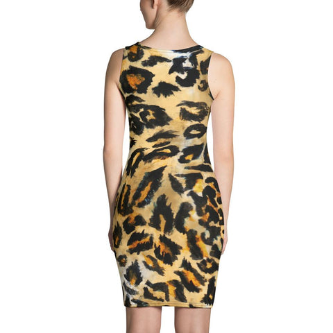 dress-womens-leopard-beige-brown-classic-animal-print