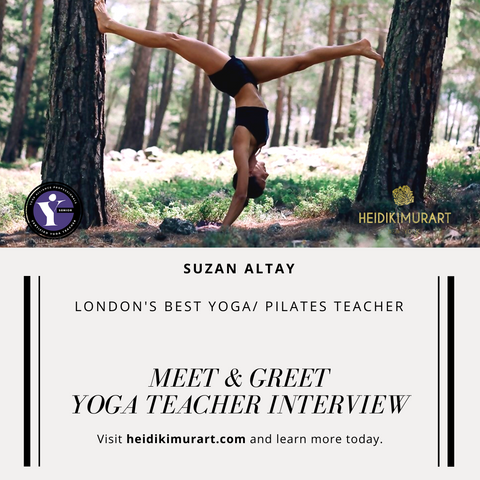 suzan altay london best yoga and pilates teacher fitness instructor