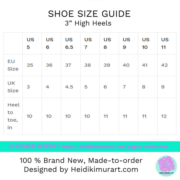 Gray Floral Garden Purple Pink Rose Designer Women's High Heels Canvas Shoes-3 inch Heels-Heidi Kimura Art LLC