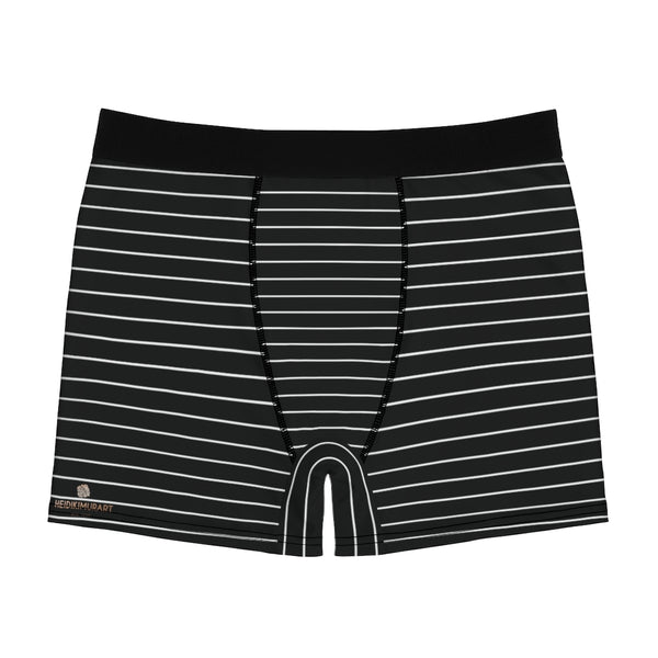 Horizontal Striped Men's Boxer Briefs-All Over Prints-Printify-Heidi Kimura Art LLC