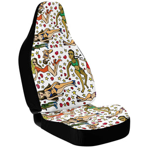 Bad Girl Car Seat Covers