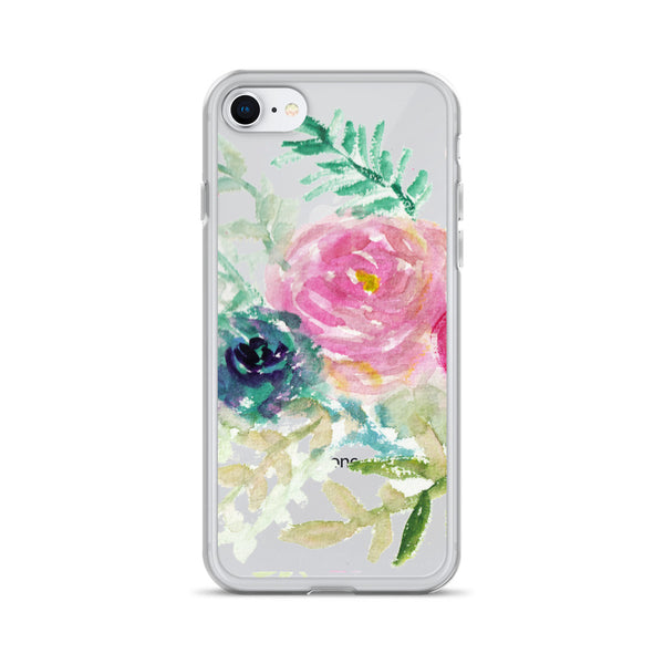 Pastel Pink & Purple Perfection, iPhone X | XS | XR | XS Max | 8 | 8+ | 7| 7+ |6/6S | 6+/6S+ Case- Made in USA-Phone Cases-iPhone 7/8-Heidi Kimura Art LLC
