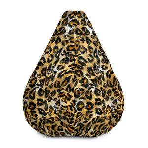 Pleasing Kato Brown Leopard Animal Print Water Resistant Polyester Beatyapartments Chair Design Images Beatyapartmentscom