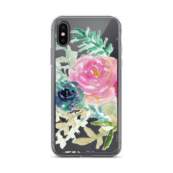 Pastel Pink & Purple Perfection, iPhone X | XS | XR | XS Max | 8 | 8+ | 7| 7+ |6/6S | 6+/6S+ Case- Made in USA-Phone Cases-iPhone X-Heidi Kimura Art LLC