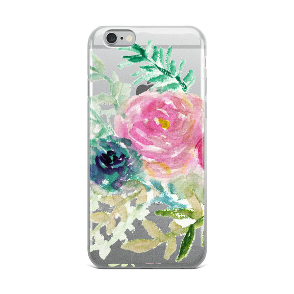 Pastel Pink & Purple Perfection, iPhone X | XS | XR | XS Max | 8 | 8+ | 7| 7+ |6/6S | 6+/6S+ Case- Made in USA-Phone Cases-iPhone 6 Plus/6s Plus-Heidi Kimura Art LLC