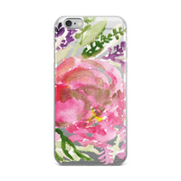 Light Pink Rose Flower Girlie Floral Print, iPhone Cellphone Phone Case, iPhone X | XS | XR | XS Max | 8 | 8+ | 7| 7+ |6/6S | 6+/6S+ Case- Made in USA Lovely Vines Sweet Pink Rose Flower Girlie Floral, iPhone X | XS | XR | XS Max | 8 | 8+ | 7| 7+ |6/6S | 6+/6S+ Case- Made in USA - Heidi Kimura Art LLC