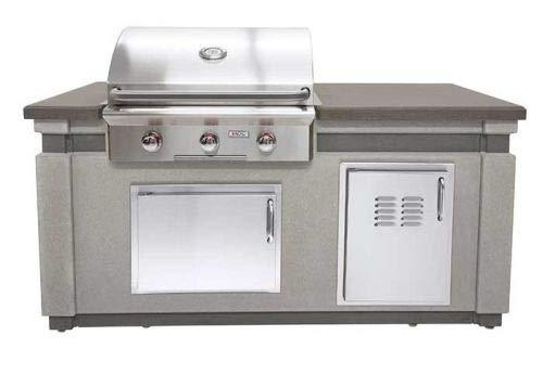American Outdoor Grills IP30TO CGT 75SM Island