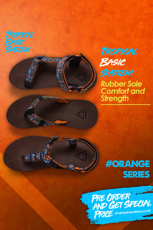 Sandal Casual - Tropical Basic Sandals