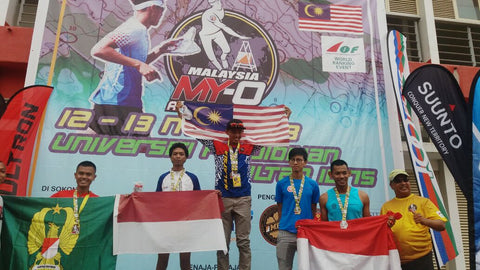 Malaysia Orienteering Cup