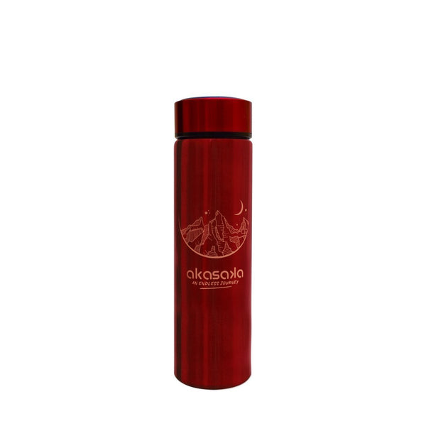 LAKE TUMBLER DW 600ML RED