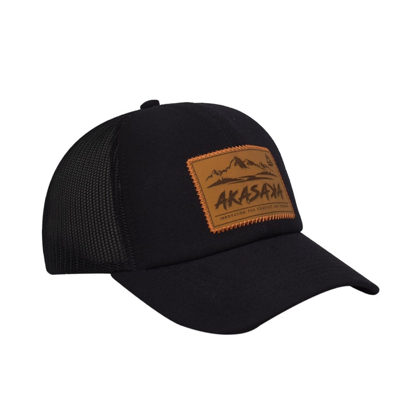 AKSTRUCK CAP BLACK