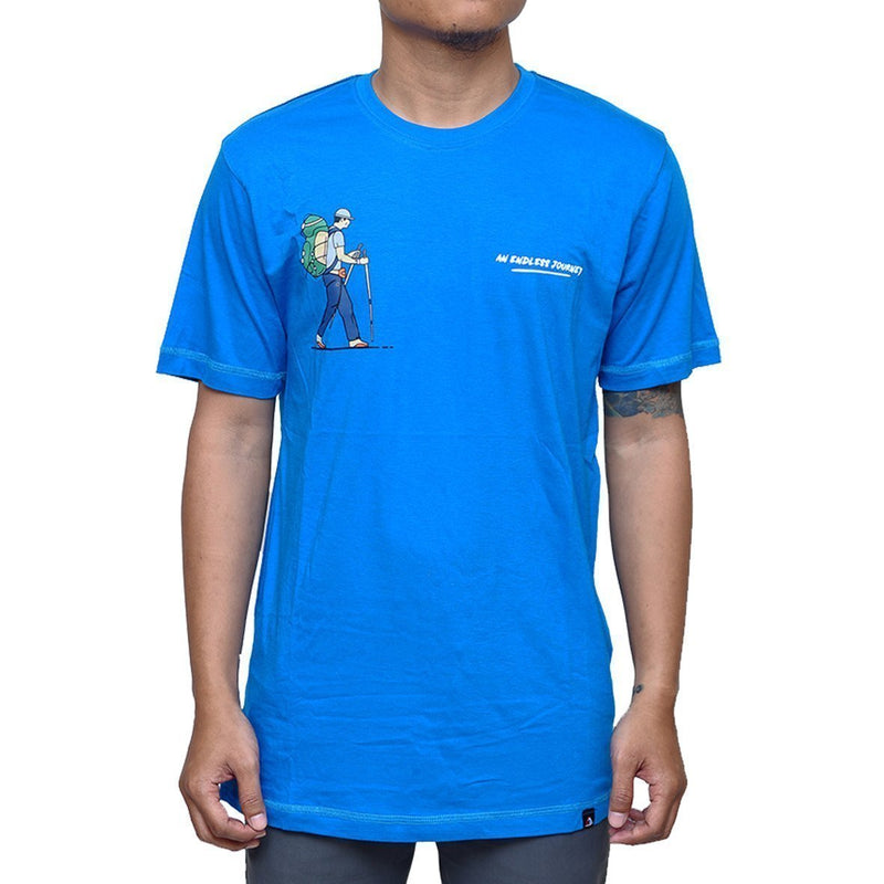 RERE TEE TURKISH BLUE